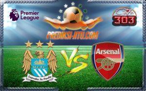 Prediksi Skor Manchester City Vs Arsenal 18 Desember 2016