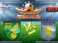 Prediksi Skor Norwich City vs Aston Villa