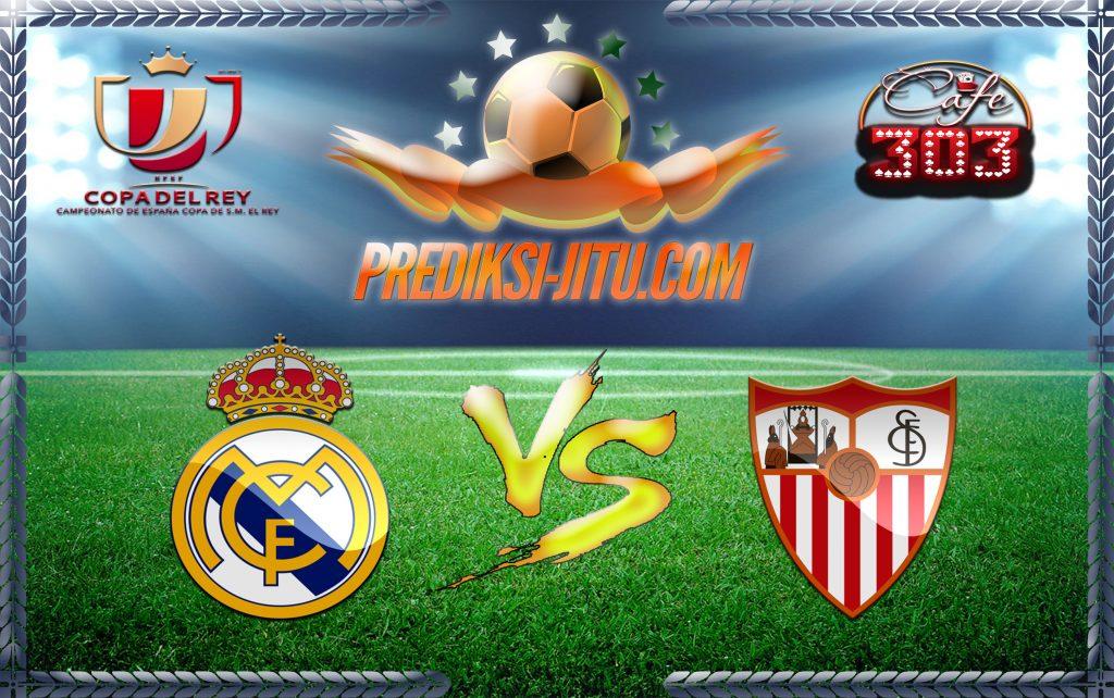 Prediksi Skor Real Madrid Vs Sevilla 5 Januari 2017