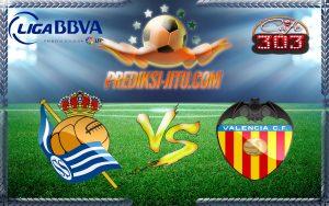 Prediksi Skor Real Sociedad Vs Valencia 10 Desember 2016