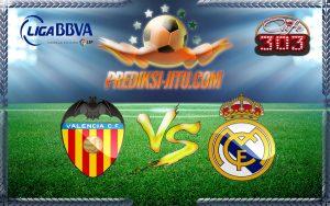 Prediksi Skor Valencia Vs Real Madrid 18 Desember 2016