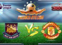 Prediksi Skor West Ham United Vs Manchester United 3 Januari 2017