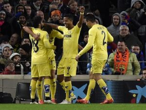 villarreal team football