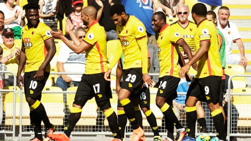 Watford Football Team