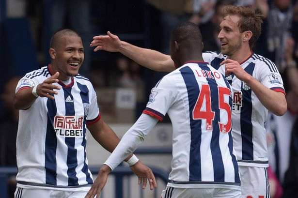 West Bromwich Albion team football