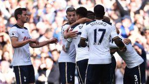Tottenham team football