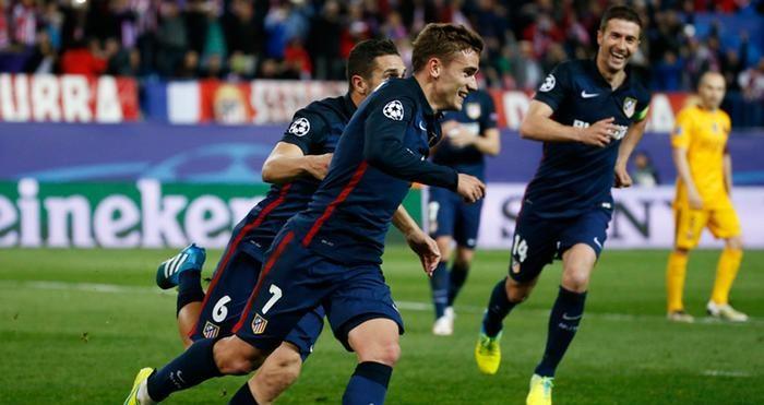Atletico Madrid Team football