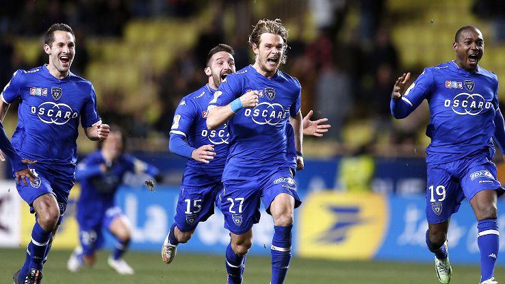 Bastia Football Team