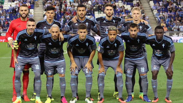 Celta De Vigo Team Football