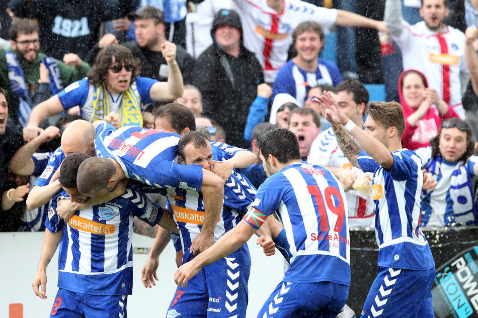 Deportivo Alaves Team football