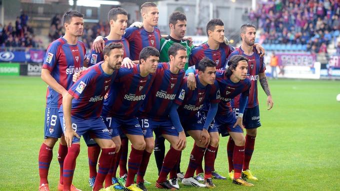 Eibar Team football