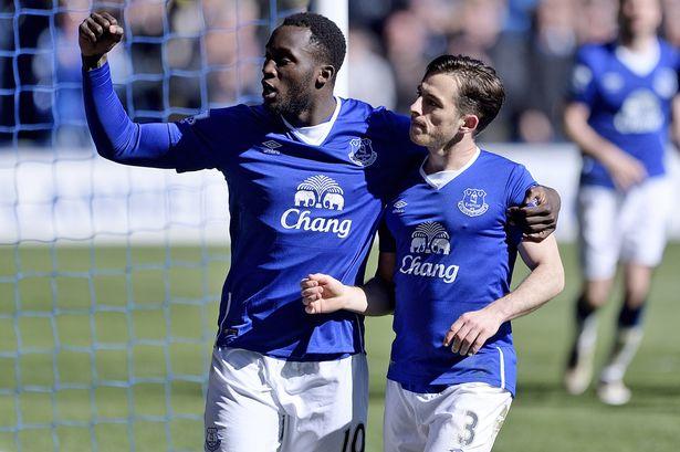 Everton Football Team