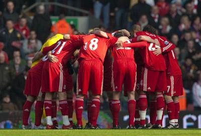 Liverpool Team football