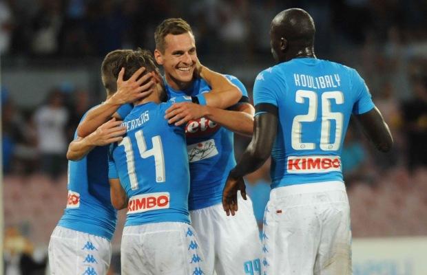 Napoli Football Team