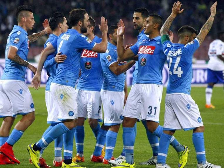 Napoli Team Football