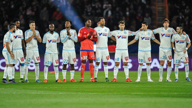 Marseille team football