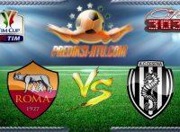 Prediksi Skor AS Roma Vs Cesena 2 Februari 2017