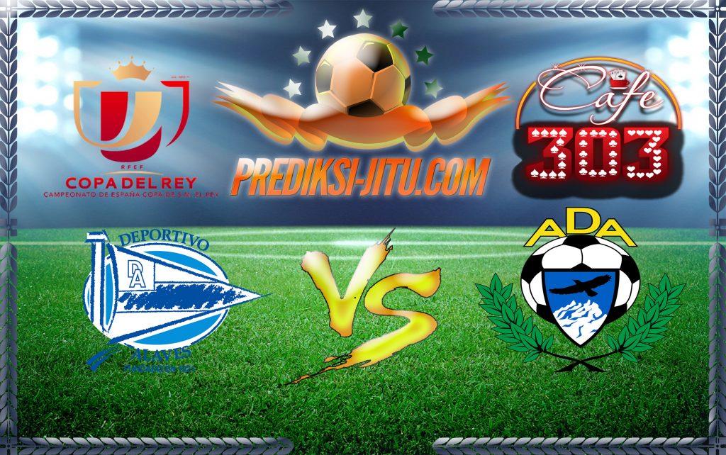 Prediksi Skor Deportivo Alaves Vs Alarcon 3 Januari 2017