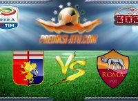 Prediksi Skor Genoa Vs AS Roma 8 Januari 2017