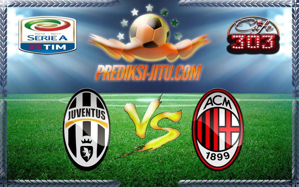 Prediksi Skor Juventus Vs Milan 26 Januari 2017