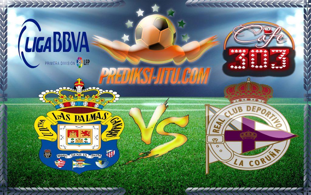 Prediksi Skor Las Palmas Vs Deportivo La Coruna 21 Januari 2017