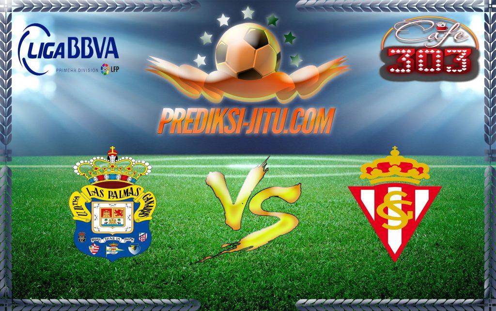 Prediksi Skor Las Palmas Vs Sporting Gijon 8 Januari 2017