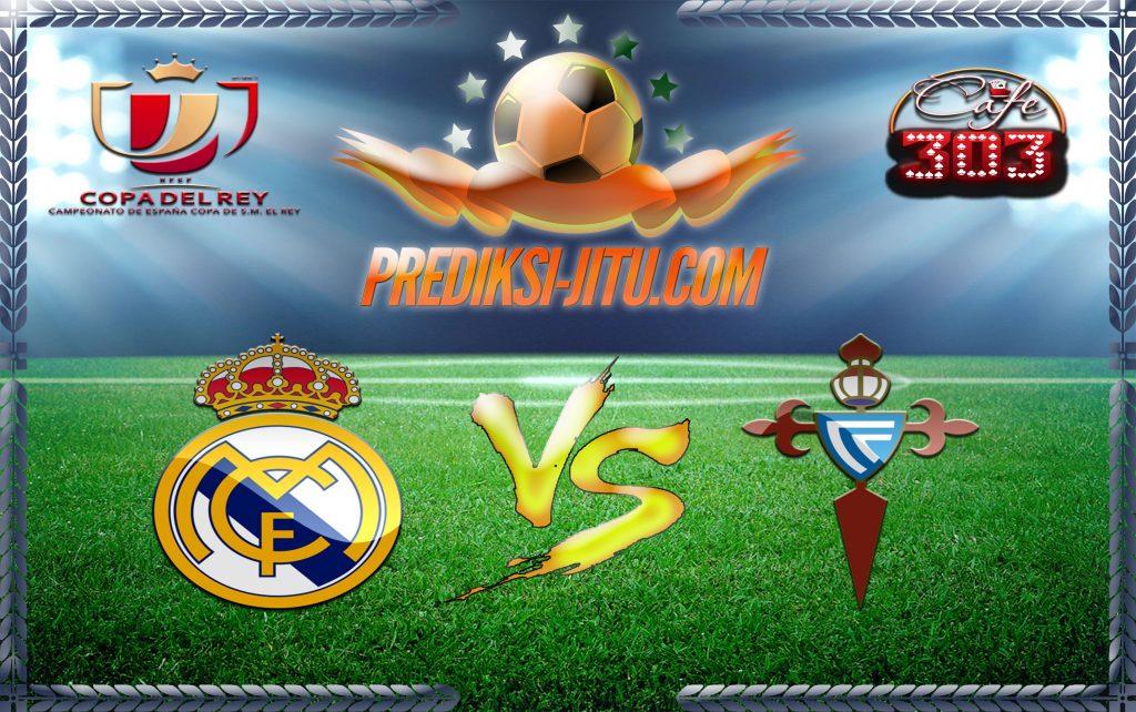 Prediksi Skor Real Madrid Vs Celta De Vigo 19 Januari 2017
