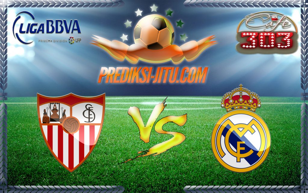 Prediksi Skor Sevilla Vs Real Madrid 16 Januari 2017