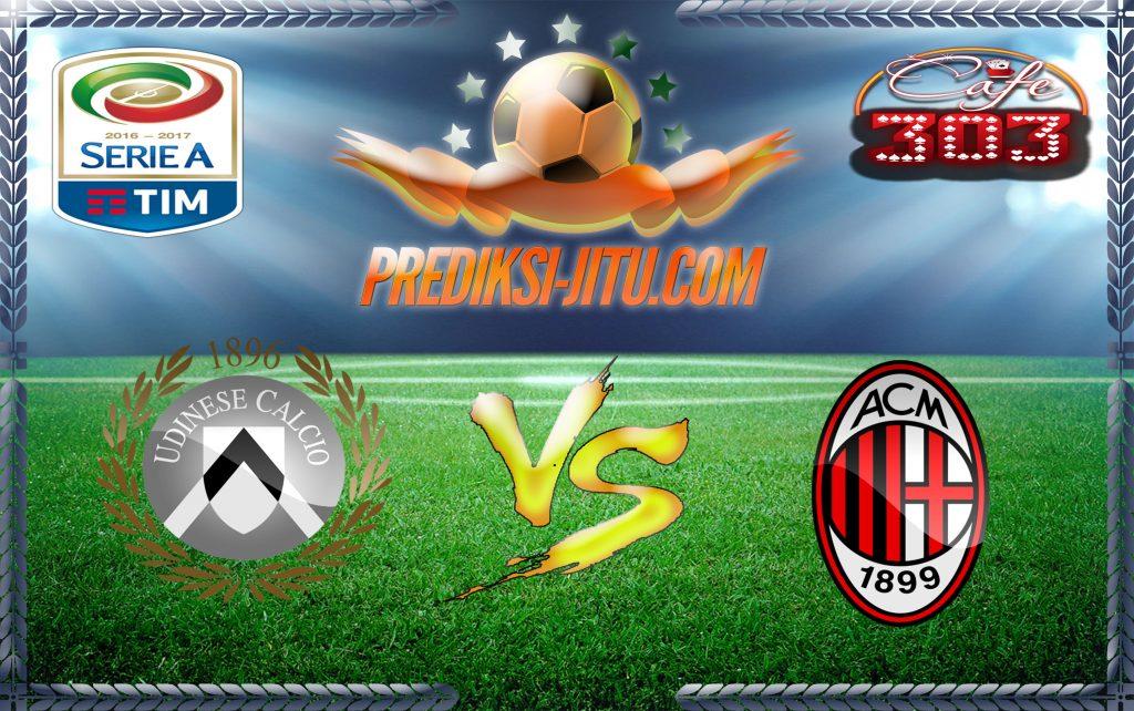 Prediksi Skor Udinese Vs AC Milan 29 Januari 2017