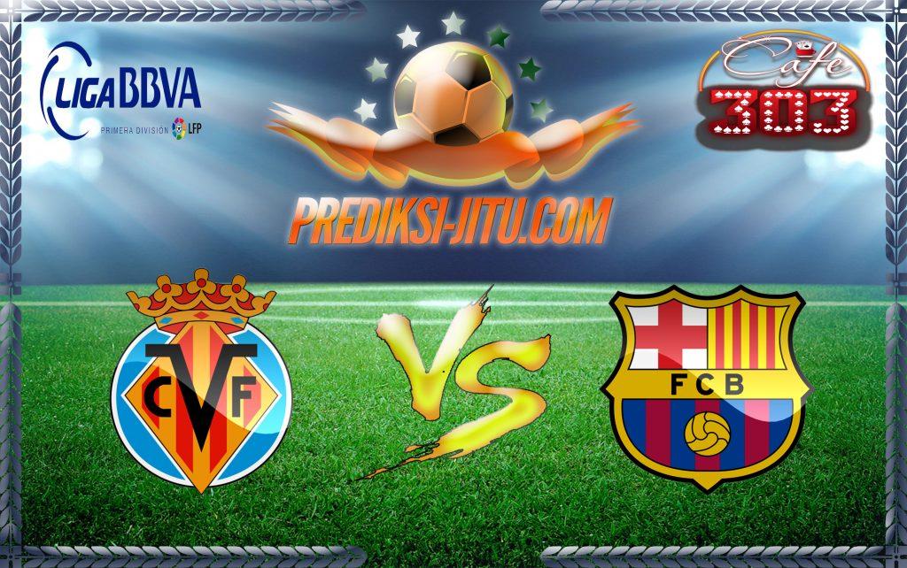 Prediksi Skor Villarreal Vs Barcelona 9 Januari 2017