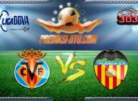 Prediksi Skor Villarreal Vs Valencia 22 Januari 2017