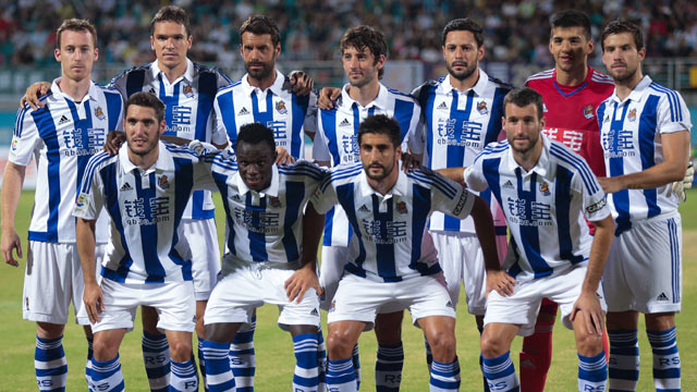 Real Sociedad Team Football