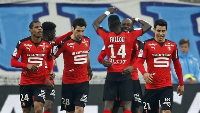 Rennes Football Team