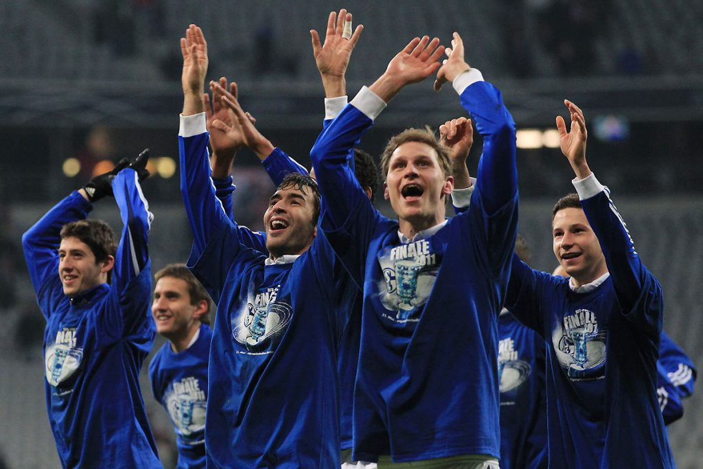 Schalke Team football