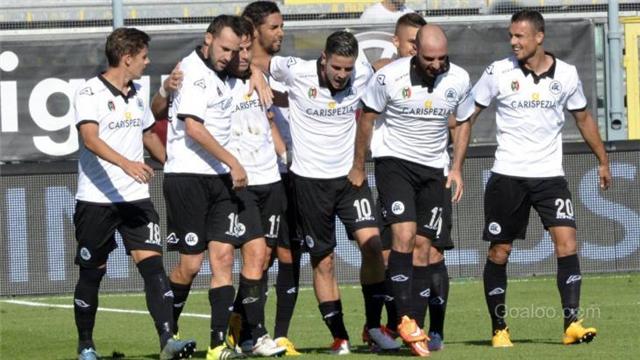 Spezia Football Team