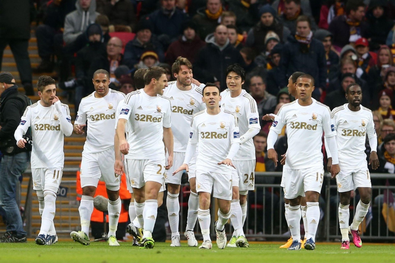 Swansea Team Football