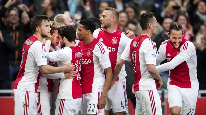 Ajax Team Football