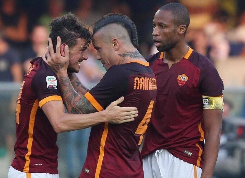 AS Roma Team Football