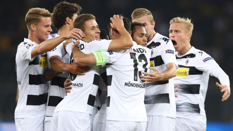Borussia Monchengladbach Football Team