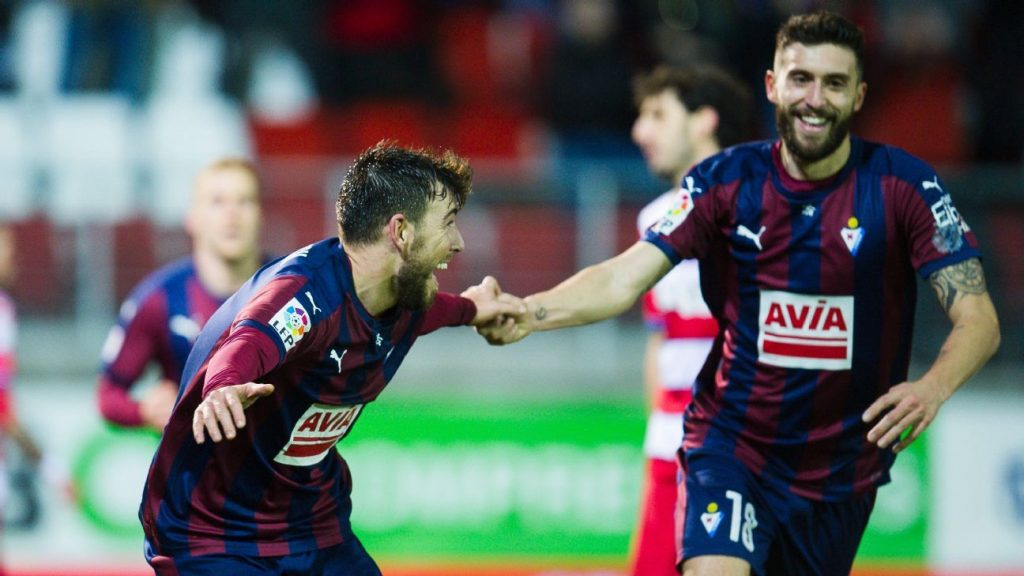 Eibar Team Football
