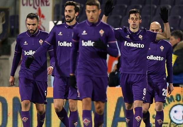 Fiorentina Team Football