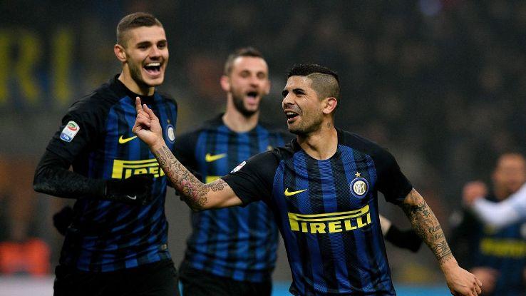 Inter Milan Team Football