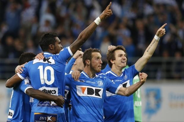 Kaa Gent Team Football