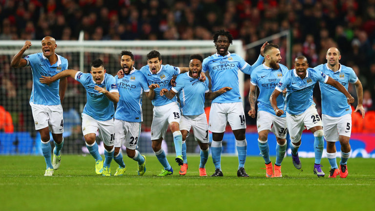 Manchester City Team Football