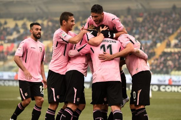 Palermo Football Team