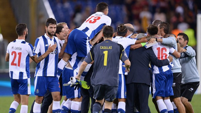 Porto Team football