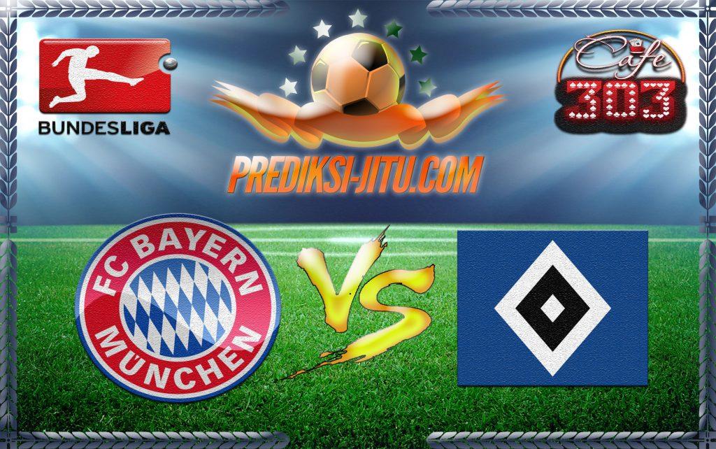 Prediksi Skor Bayern Munchen Vs Hamburger SV 25 Februari 2017