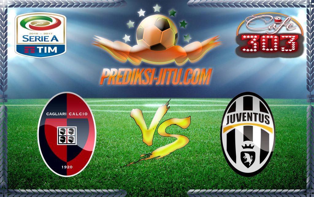 Prediksi Skor Cagliari Vs Juventus 13 Februari 2017