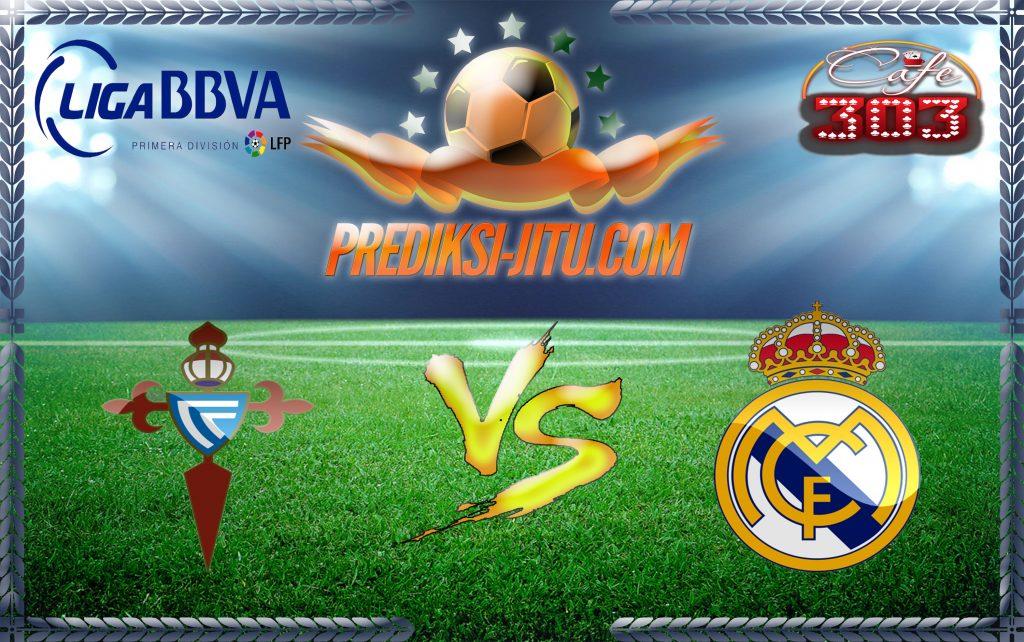 Prediksi Skor Celta Vigo Vs Real Madrid 6 Februari 2017