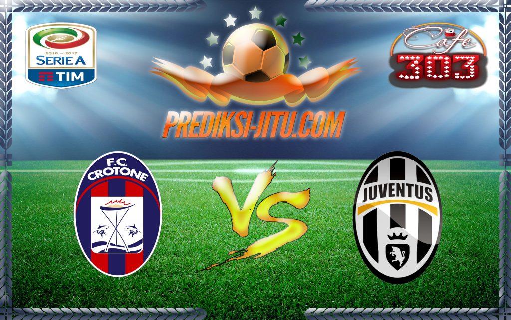 Prediksi Skor Crotone Vs Juventus 9 Februari 2017